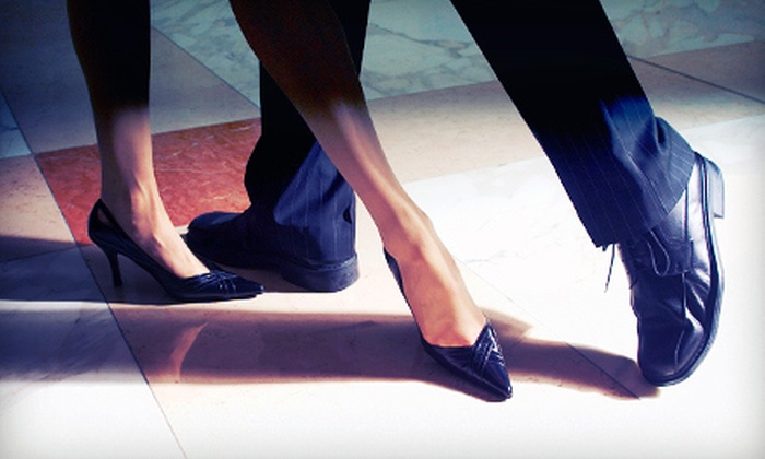 Dance SF - Multiple Locations: Two or Four Salsa Classes for One or Four Salsa Classes for Two at Dance SF (Up to 70% Off)
