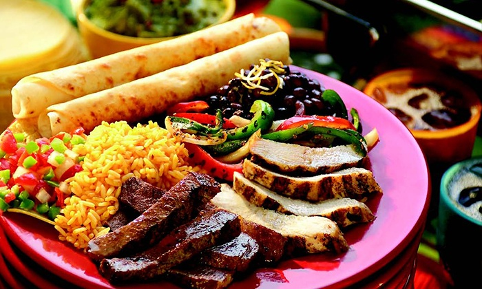 La Salsa Fresh Mexican Grill - Multiple Locations: Five Groupons, Each Good for Burrito Meals or Breakfast or Dinner at La Salsa Fresh Mexican Grill (Up to 49% Off)