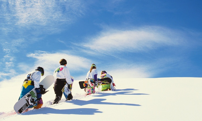 Pioneer Sports - Frisco: One-Day Mid-Shape or High-Performance Ski Rental, or One-Day Snowboard Rental at Pioneer Sports (Up to 54% Off)