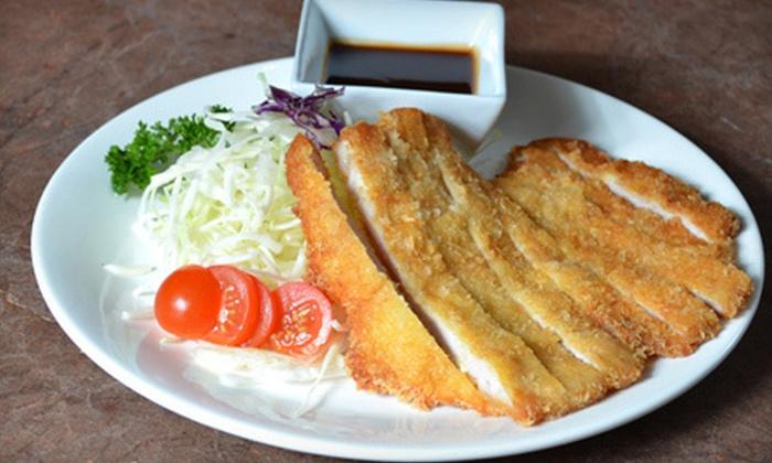 Takumi Japanese Steakhouse - Ridgeland: $15 for $30 Worth of Hibachi Fare at Takumi Japanese Steakhouse