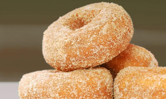 Ed Dunneback & Girls Farm Market - Westside Connection: $8 for Two Dozen Apple-Cinnamon Donuts at Ed Dunneback & Girls Farm Market ($15 Value)