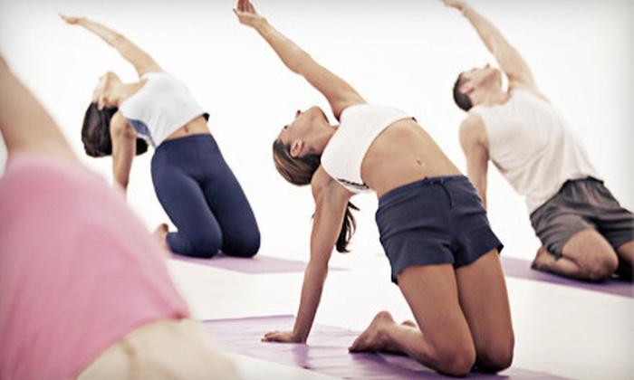 Bikram Yoga Agoura Hills - Agoura Hills : 5 or 10 Classes at Bikram Yoga Agoura Hills (72% Off)