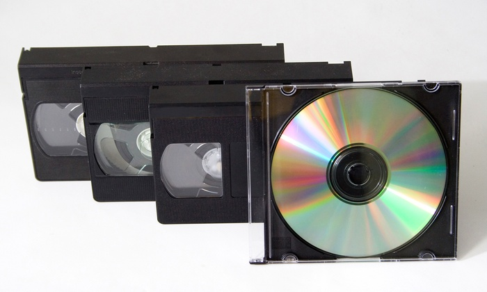 CVMedia - Northville: Video-to-DVD Transfers at CVMedia (Up to 55% Off). Four Options Available.