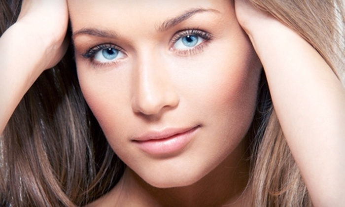 Arch Brows Salon & Spa - Keller: One or Three Nonsurgical Face-Lifts and Glycolic Peels at Arch Brows Salon & Spa (Up to 70% Off)