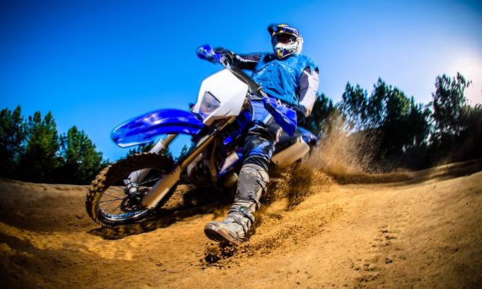 Arizona Offroad Promotions - Phoenix: Off-Road Motorcycle ATV or UTV Race from Arizona Offroad Promotions (40% Off). Three Options Available.