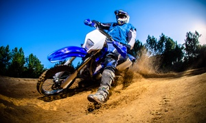 Arizona Offroad Promotions: Off-Road Motorcycle ATV or UTV Race from Arizona Offroad Promotions (47% Off). Three Options Available.