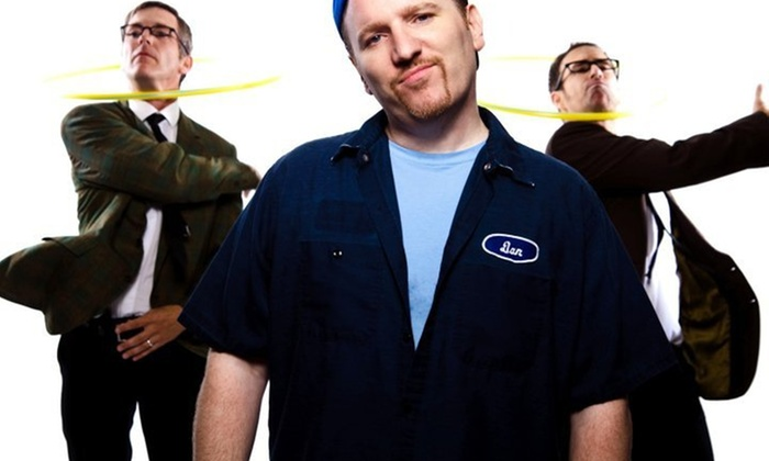 The Dan Band - House of Blues Cleveland: The Dan Band on Friday, April 8, at 8:30 p.m.