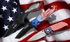 4 or 4.5-Inch Fourth of July Patriotic-Themed Knife: 4 or 4.5-Inch Fourth of July Patriotic-Themed Knife