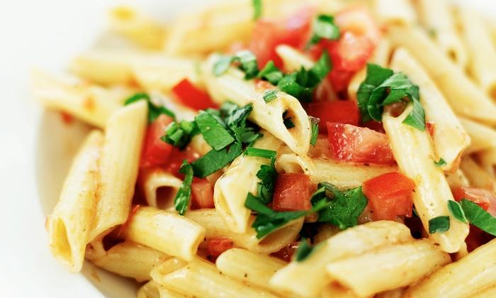 Rick's Restaurant - Lambertville: Italian Food at Rick's Restaurant (Half Off). Two Options Available.