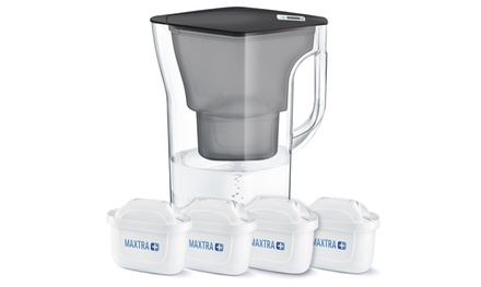 $35 for a Brita Navelia Jug 2.3L with Four Filters (Don't Pay $66)