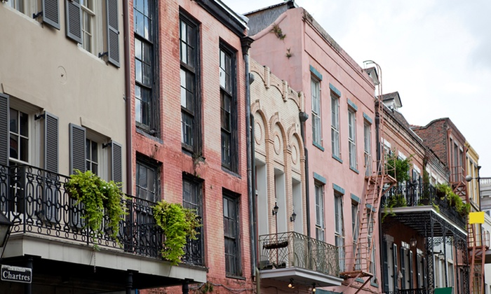 Lafitte Guest House & Gallery - New Orleans: Stay at Lafitte Guest House & Gallery in New Orleans, with Dates into August