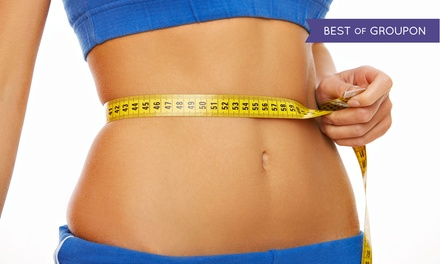 Three, Six, or Nine Lipo-Cavitation Ultrasonic Fat-Reduction Treatments at Massage Contour (Up to 92% Off)