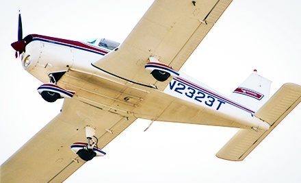 $99 for a Two-Hour Introductory Flight Experience at Nationwide Aviation ($215 Value)