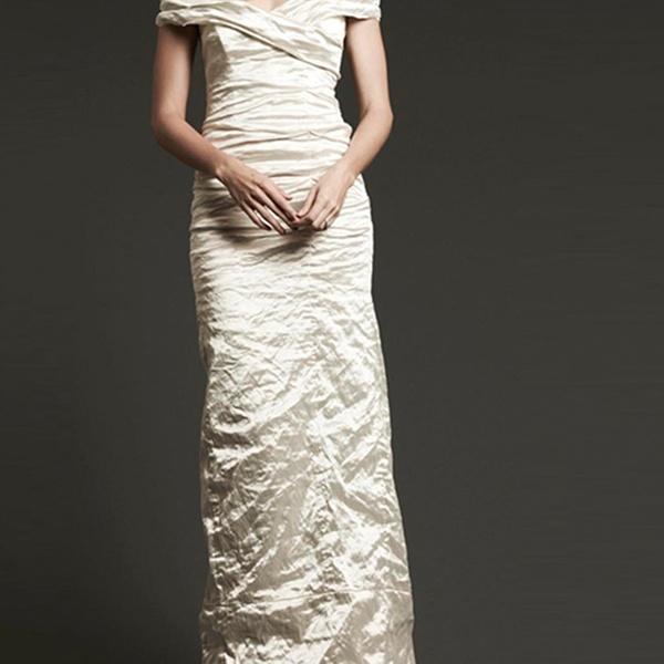Nicole Miller Wedding Dresses Groupon Goods,Summer Maxi Dress For Wedding Guest