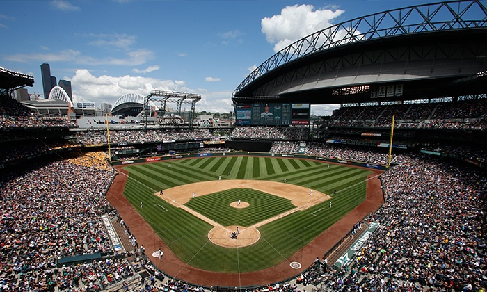 Seattle Mariners vs. Washington Nationals - Safeco Field: $60 for One Suite Ticket at a Seattle Mariners Game at Safeco Field on August 29, 30, or 31 (Up to $100 Value)