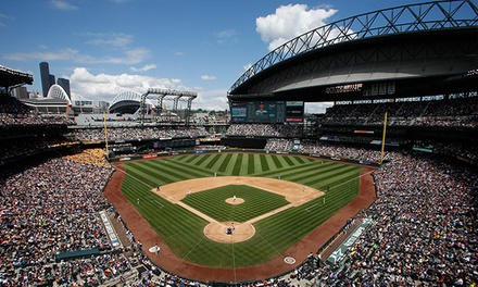 $60 for One Suite Ticket at a Seattle Mariners Game at Safeco Field on August 29, 30, or 31 (Up to $100 Value)