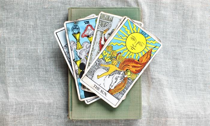 Spiritual Awareness Center - Bellerose Terrace: Tarot Card, Tea Leaf, or Complete Life Reading at Spiritual Advisor (Up to 66% Off)