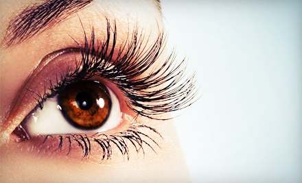 $89 for Full Set of Eyelash Extensions with Touchup at Your Extension Specialist ($255 Value)