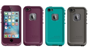 LifeProof FRE Series Waterproof Case for iPhone 5/5s/SE