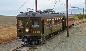 Western Railway Museum: Admission to the Western Railway Museum (Up to 26% Off). Two Options Available.