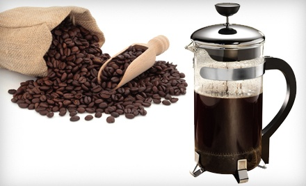 Groupon Goods - Classic French Press in