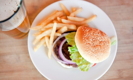 $17 for $30 Worth of Casual Pub Food at Captains Sports Lounge and Grill