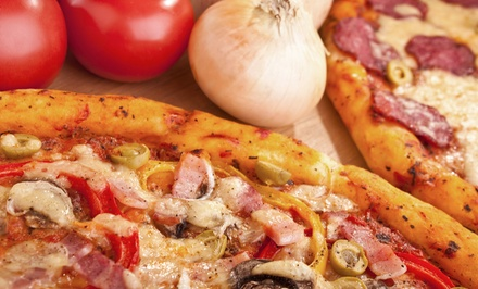Carryout or Dine-In Pizza and Casual Italian Fare at City Pizza in West Palm Beach