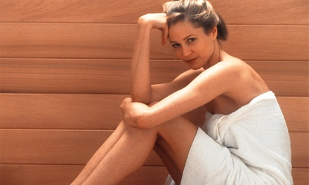 Three or Five 30-Minute Infrared-Sauna Sessions at Talcott Family Chiropractic (Up to 55% Off)