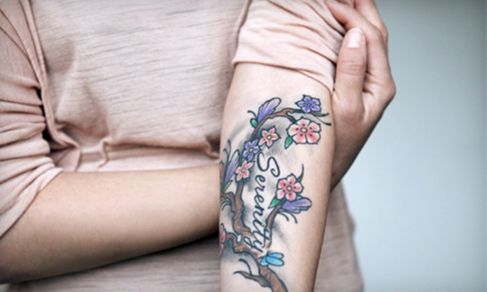 Serenity Tattoo Company - Spenard: Tattoo Services at Serenity Tattoo Company (Up to 60% Off). Three Options Available.