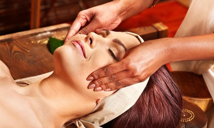 An 60-Minute Ayurvedic Massage at Rainwater Falls Apothecary (45% Off)