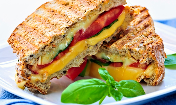 Sertinos Cafe - Downtown Huntington Beach: Up to 42% Off Sandwiches — Sertinos Cafe; Valid Monday - Thursday 10 AM - 3 PM