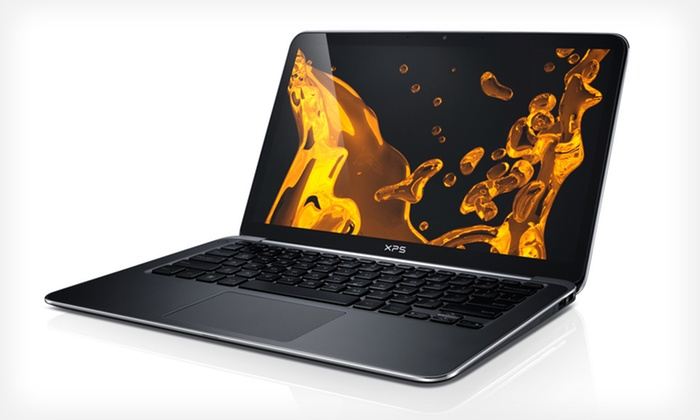 Dell XPS 13 Ultrabook: $765.99 for a Dell XPS 13 Ultrabook with an Intel i5 Processor and 4GB RAM ($929.99 List Price). Free Shipping.