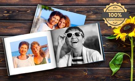 Fotolibros tapa dura A4 y A5 con hasta 50 páginas desde 1€ (hasta 97% de descuento)