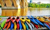 Key Bridge Boathouse - Boating In DC: $39 for Four One-Hour Kayak, Double Kayak, or Stand Up Paddleboard Rentals from Key Bridge Boathouse (Up to $80 Value)