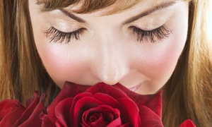 The Extension Lounge: Full Set of Eyelash Extensions with Option for Refill at The Extension Lounge (Up to 57% Off)