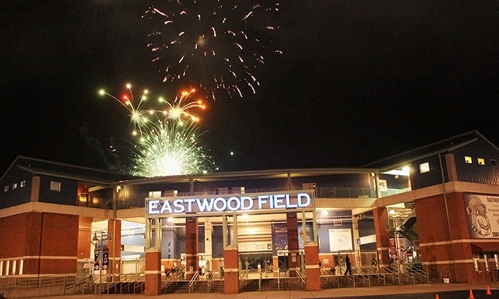 Mahoning Valley Scrappers - Eastwood Field: Mahoning Valley Scrappers Baseball-Game Package for One or Two (Up to Half Off). 13 Dates Available.