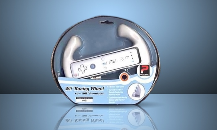 Racing Wheel for Nintendo Wii: $3.99 for a Racing Wheel for Nintendo Wii ($14.99 List Price). Free Returns.