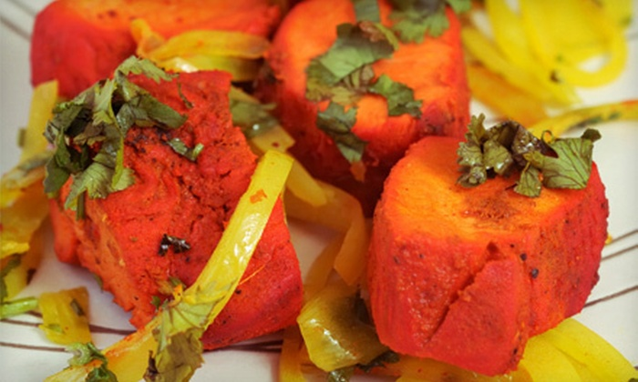 Indian Hut - Plainsboro: Indian Cuisine for Two or Four at Indian Hut (Up to 52% Off)