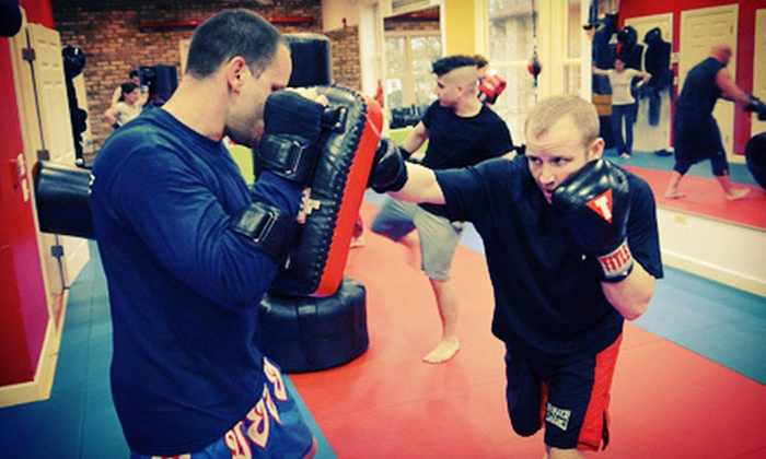 Kapap Combative Concepts - Highwood: 10 or 20 MMA, Krav Maga, and Kickboxing Classes at Kapap Combative Concepts (Up to 80% Off)