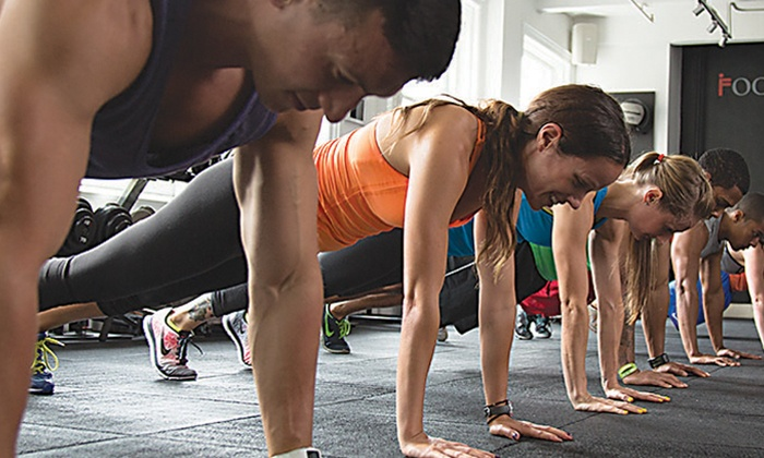 FocusNYC's PT6 Class - Midtown Manhattan: Five or Eight PT6 Fitness Classes at FocusNYC's PT6 Class (Up to 61% Off)