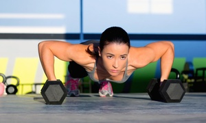 Grassfed Crossfit: 10 or 20 CrossFit Classes at Grassfed Crossfit (Up to 90% Off)