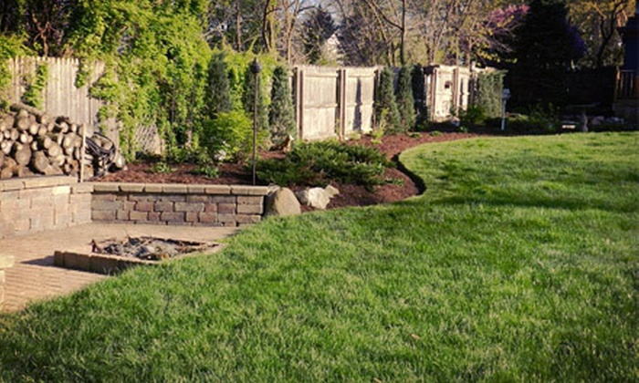 Not Just Grass - Batavia: Lawn Aeration and Overseeding with Optional Fertilization from Not Just Grass (Up to 65% Off)
