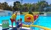 YMCA Perth - Kalamunda Water Park - Kalamunda: Water Park Entry for Two ($15), Four ($25) or Eight People ($49) to Kalamunda Water Park (Up to $120 Value)