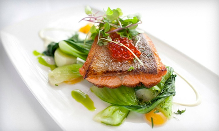 Seagrass - Lower State: Three-Course Gourmet Tasting Menu for Two or Four at Seagrass (Up to 54% Off)