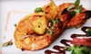 Naya Sunset - Silver Lake: Four-Course, California-Inspired Indian Meal for Two or Four at Naya Sunset & Naya Lounge (Up to 67% Off)