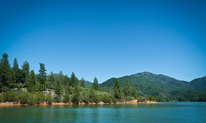 Shasta Recreation Company - Shasta: Three Nights of Camping at Trinity or Shasta Lake with Boat-Launch Pass from Shasta Recreation Company (Up to 60% Off)