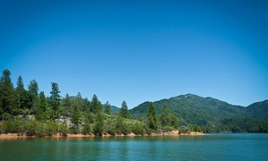 Shasta Recreation Company: Three Nights of Camping at Trinity or Shasta Lake with Boat-Launch Pass from Shasta Recreation Company (Up to 60% Off)
