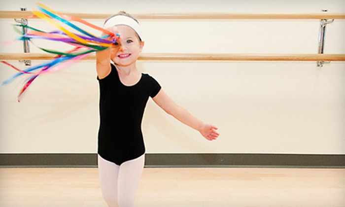 Pure Dance Works - Fort Wayne: $45 for a 10-Week Session of Children's Creative Dance Lessons at Pure Dance Works ($95 Value)