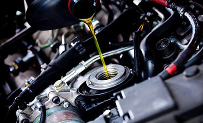 image for One or Three Conventional Oil Changes at Smitty's Auto Repair (Up to 54% Off)