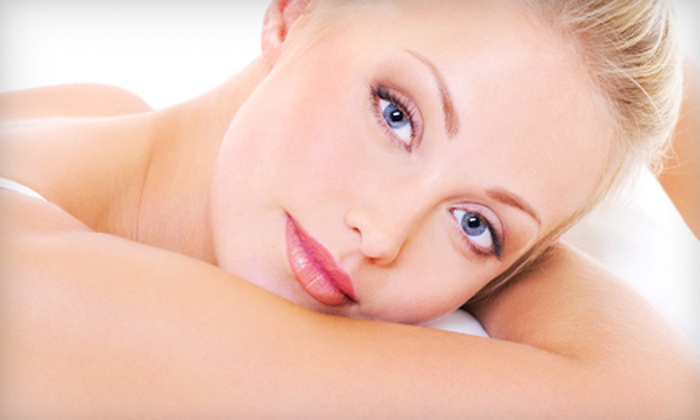 Victoria's Esthetics - Winnipeg: 25-Minute Back Massage with Personalized Facial or Mini Facial and Spa Pedicure at Victoria's Esthetics (Up to 55% Off)